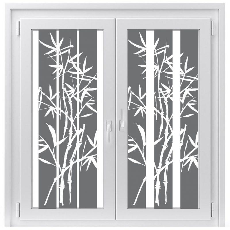 bambus folie schaufensterfolien mehr. Black Bedroom Furniture Sets. Home Design Ideas
