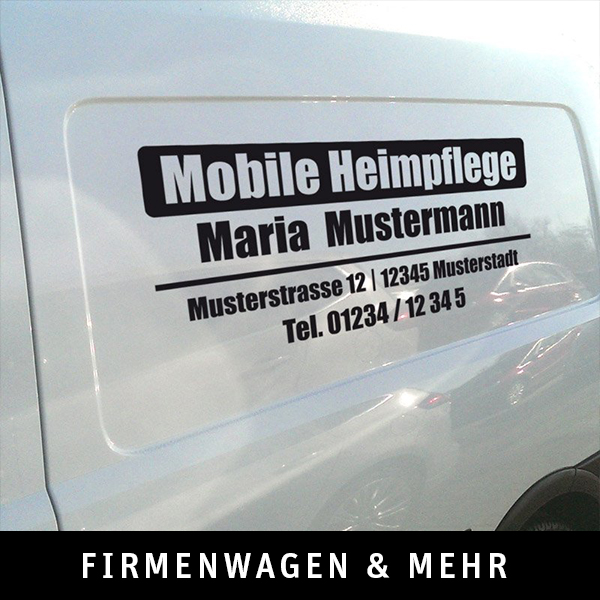 Firmenwagen & mehr