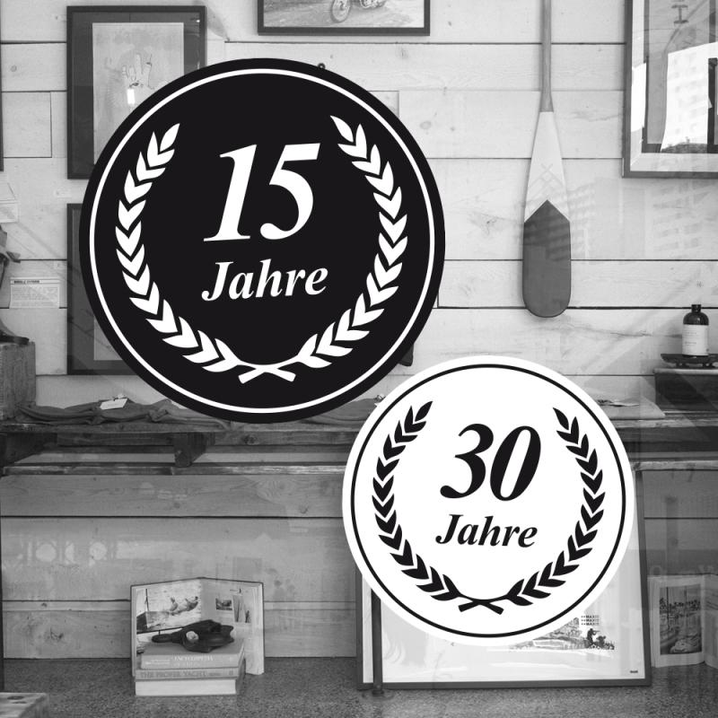 jubiläumsaufkleber_schaufensterfolie_deko_25jahre
