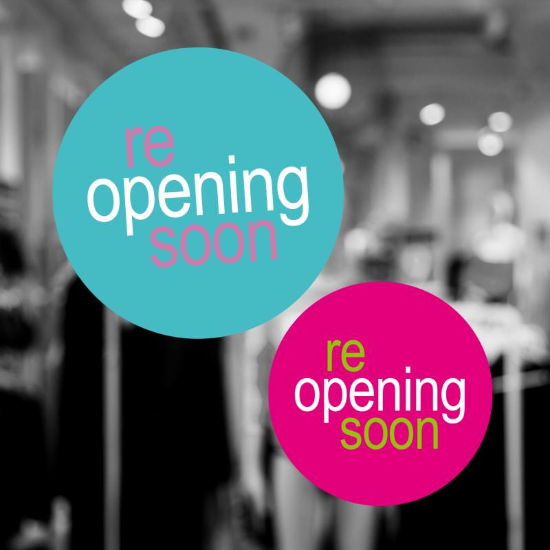 neueröffnung_reopening_aufkleber_schaufensterfolie_covid_hinweis